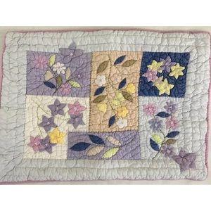 5/$20 Pottery Barn Sham Pillowcase Flower Lavender